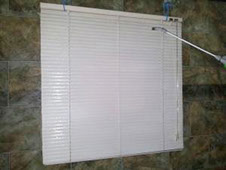 Sonic Blind Cleaning Brisbane carefully treat your blinds reading for the ultrasonic cleaning process.