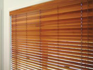 Sonic Blind Cleaning Brisbane also 'zap' away the dirt and grime from your timber venetian blinds!